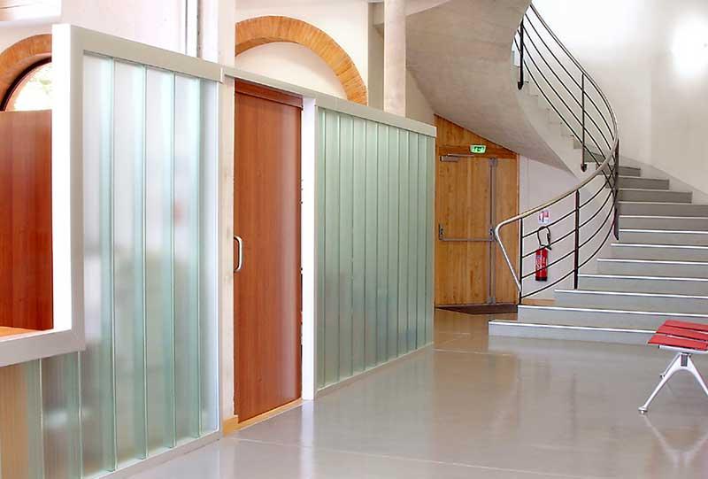 Le pavillon architectures - mairie de berat -8