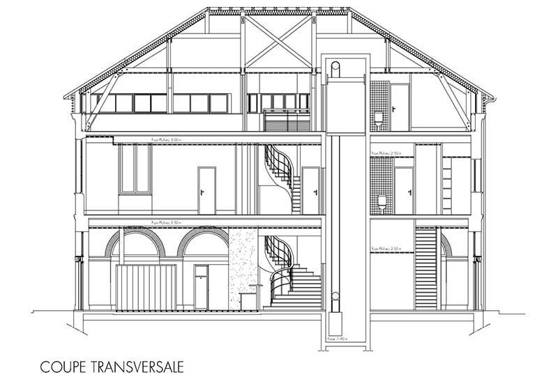 Le pavillon architectures - mairie de berat -6