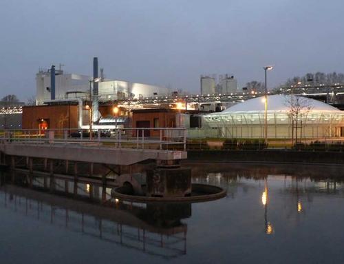 Revalorisation du site de dépollution des eaux usées de Ginestous-Garonne (31)
