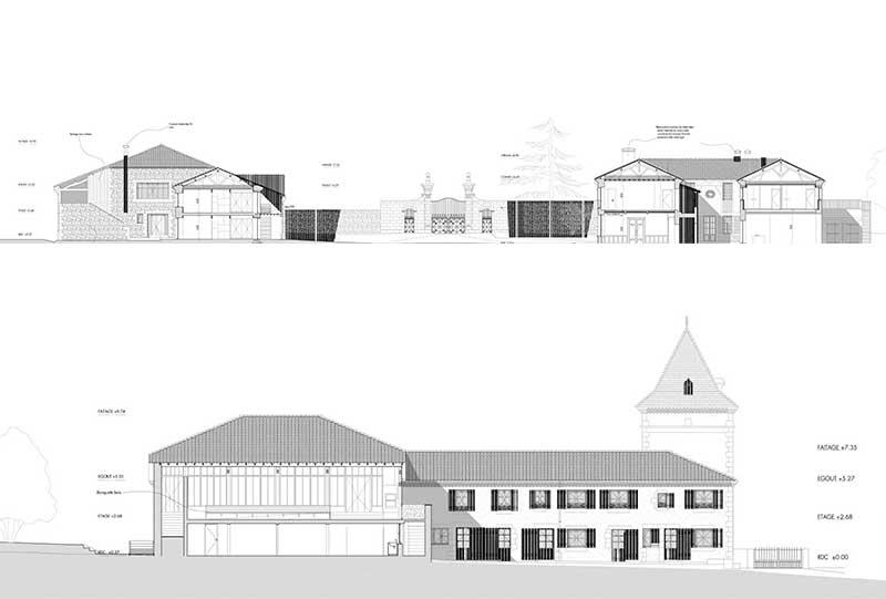 Le pavillon architectures - domaine du boulouch-1