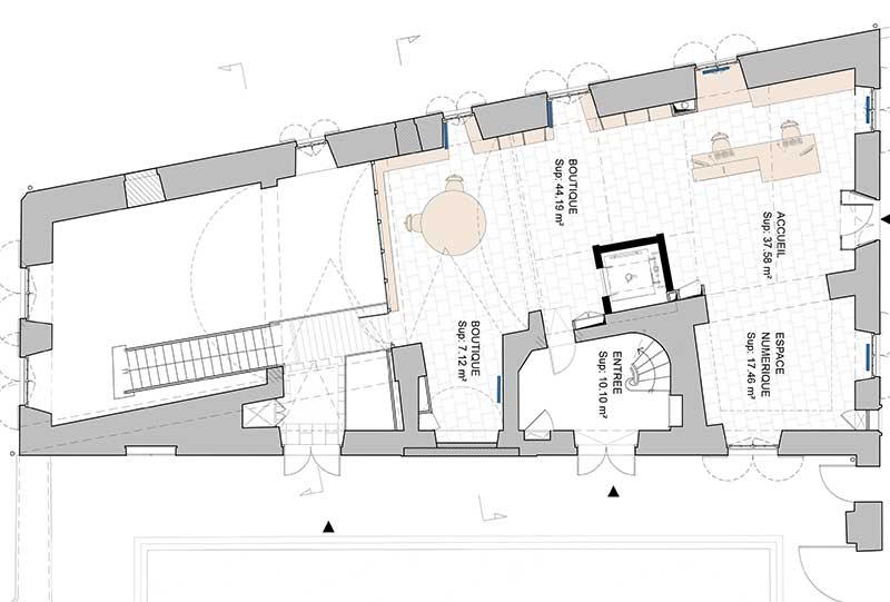 Le pavillon architectures - office tourisme lectoure-4