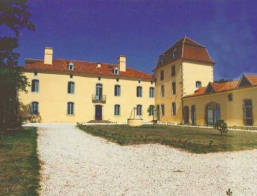 Aménagement d'un internat, Château de Lacoste (32)