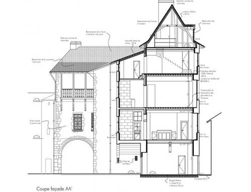 Restauration de l'hôtel de Noailles avec logements (15)