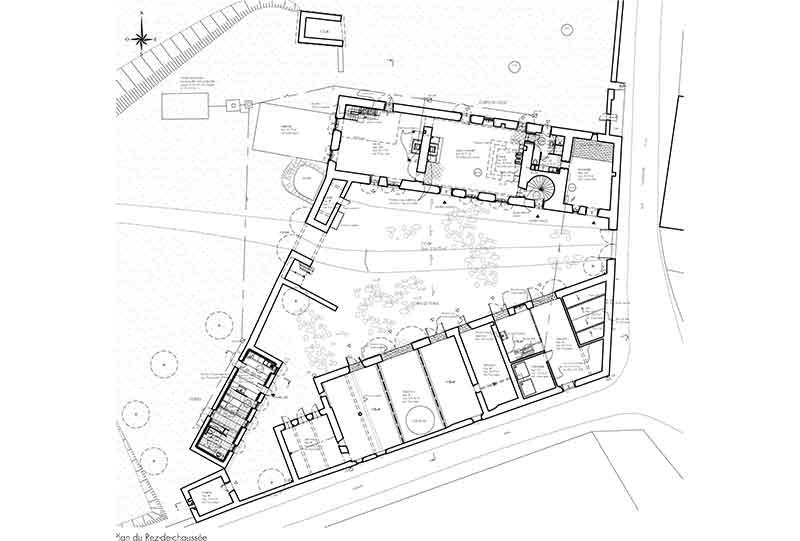 le pavilon arcitectures- pharaon-5