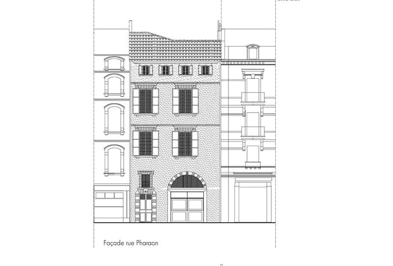 le pavilon arcitectures- pharaon-1