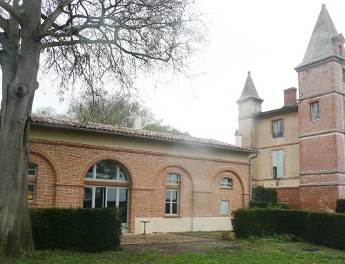 Aménagement de commun, Château de Rochemontes, Seilh (31)