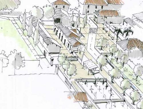 Etude: aménagement de la traversée du bourg de Tillac (32)