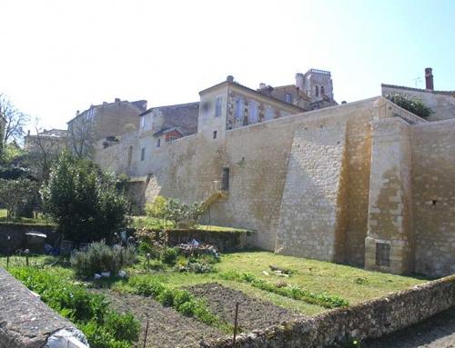 Restauration et mise en valeur des remparts de Lectoure (32)